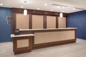The lobby or reception area at Homewood Suites By Hilton Las Vegas City Center