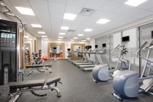 The fitness center and/or fitness facilities at Homewood Suites By Hilton Las Vegas City Center