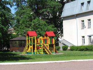 Детская игровая зона в Логос
