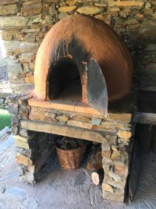 Barbacoa disponible para clientes en the country house