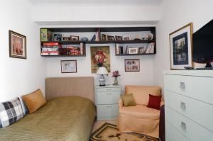 Area soggiorno di Luxurious Big Apartment