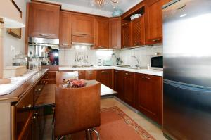 Cucina o angolo cottura di Luxurious Big Apartment