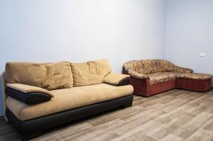 Гостиная зона в Domumetro Apartment on University 72 к 2