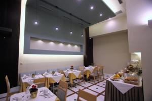 Εστιατόριο ή άλλο μέρος για φαγητό στο Ξενοδοχείο Μορφέας