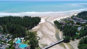 A bird's-eye view of Apsara Beachfront Resort & Villa SHA PLUS