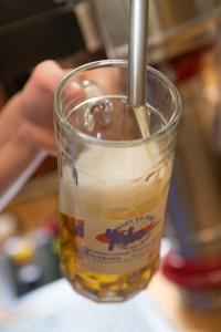 Drinks at YoHo - International Youth Hostel