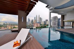 The swimming pool at or near Tamu Hotel & Suites Kuala Lumpur