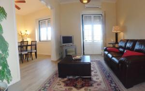 A seating area at Apartment Downtown Faro