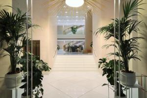 The lobby or reception area at Iberostar Selection Paseo de Gracia 4 Sup