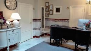 Salle de bains dans l'établissement Le Petit Paris
