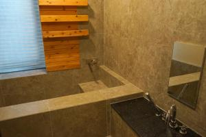 A bathroom at Artravel Myeongdong