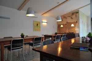 Een restaurant of ander eetgelegenheid bij Mas Montbrio Belvedere