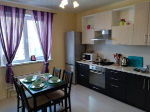 A kitchen or kitchenette at Apartment Finika2 in the Center