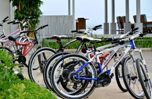 Biking at or in the surroundings of Montigo Resort Nongsa