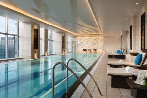 The swimming pool at or near Shangri-La Tokyo
