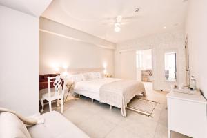 Cama o camas de una habitación en Maresía Canteras Urban Hotel
