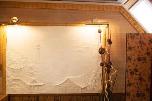 Ванная комната в Мини-отель на Семинарской