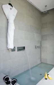 A bathroom at Sezz Saint-Tropez