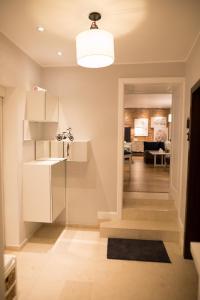 A bathroom at Quiboo