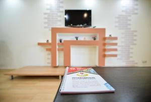 Телевизор и/или развлекательный центр в Пять Звёзд Большое Место