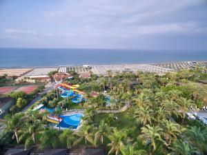 A bird's-eye view of Sunis Kumkoy Beach Resort Hotel & Spa