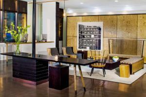 The lobby or reception area at Andaz Savannah - A Concept by Hyatt