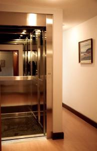 Um banheiro em Hotel Premier Bariloche