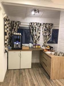 A kitchen or kitchenette at House Zupan
