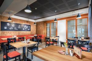 Restaurace v ubytování Penzion Fontana