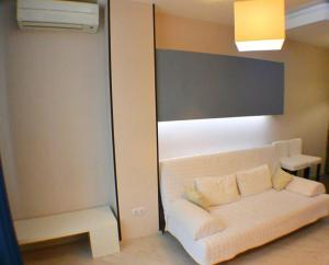 A seating area at Apartments U morya
