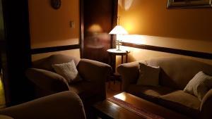 Un lugar para sentarse en Villa Art Hotel Boutique