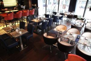 Restaurant ou autre lieu de restauration dans l'établissement Best Western Premier Why Hotel