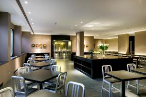 A restaurant or other place to eat at Tryp By Wyndham Antwerp