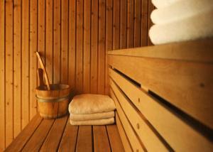 Spa o instalaciones de bienestar en Clarion Collection Hotel Bastion
