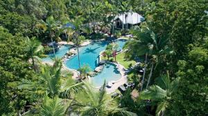 A view of the pool at Paradise Links Resort Port Douglas or nearby