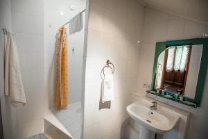 Ванная комната в Усадьба Сар-Герел Алтая