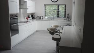A kitchen or kitchenette at Park Avenue