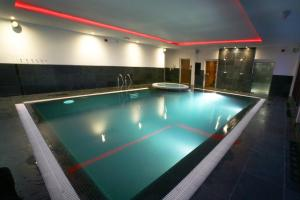 The swimming pool at or near Park Hall Hotel and Spa Wolverhampton
