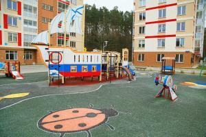 Детская игровая зона в LakeCity 1