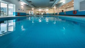 The swimming pool at or near The Inn at Dromoland
