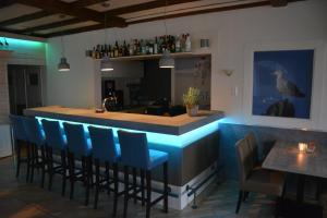 Lounge oder Bar in der Unterkunft SEA YOU Hotel Noordwijk