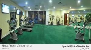Academia e/ou comodidades em Habitat All Suites, Al Khobar