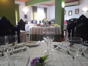 A restaurant or other place to eat at Hotel Mira Serra