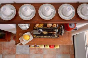 A kitchen or kitchenette at Casale Del Gelso