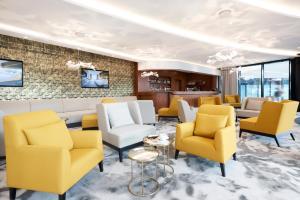 Radisson Blu Resort Swinoujscieのロビーまたはフロント
