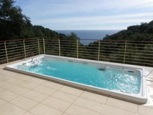 The swimming pool at or near Danlux Remy
