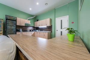 Кухня или мини-кухня в Хостел Маяковский