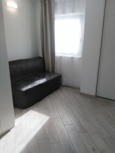 A seating area at Appartamenti Stella della neve