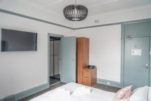 Oasis on Beamish Hotel tesisinde bir televizyon ve/veya eğlence merkezi