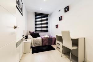 Zona de estar de Rent Apartment-Flat Salamanca